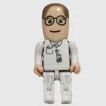 Pendrive Original Doctor Blanco - 4 Gb - memoria USB