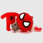 Pendrive original Spiderman - 8 Gb - Memoria USB