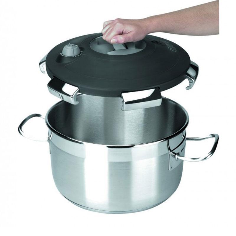 Olla presión Lacor 50823 serie Chef Luxe 22 litros