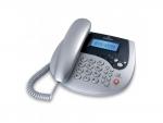 Telefono Brondi TM-01V plata - Telefono Brondi TM-01V color plata. Pantalla: pantalla retroiluminada. GPRS. 99 memorias: lista de contactos. 12 memorias numéricas + 14 teclas de memoria directa. Función. Llamada bebé. Registro: Últimos 120 llamadas recibidas. Registro: Últimos 16 números marcados. Música de espera. Código de seguridad para bloquear las llamadas.