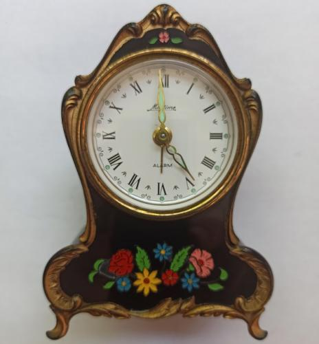 Reloj Despertador Vintage Maytime ALARM - Made in Western Germany