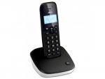 Telefono inalámbrico AEG Voxtel D-100 - Telefono inalámbrico Aeg con display alfanumérico de 1 línea y 2 de iconos. Identificador llamada entrante. Memoria 10 últimas llamadas. Agenda 20 posiciones. Rellamada 5 últimos números. Melodías de timbre. 7 horas de conversación. 100 horas en espera.