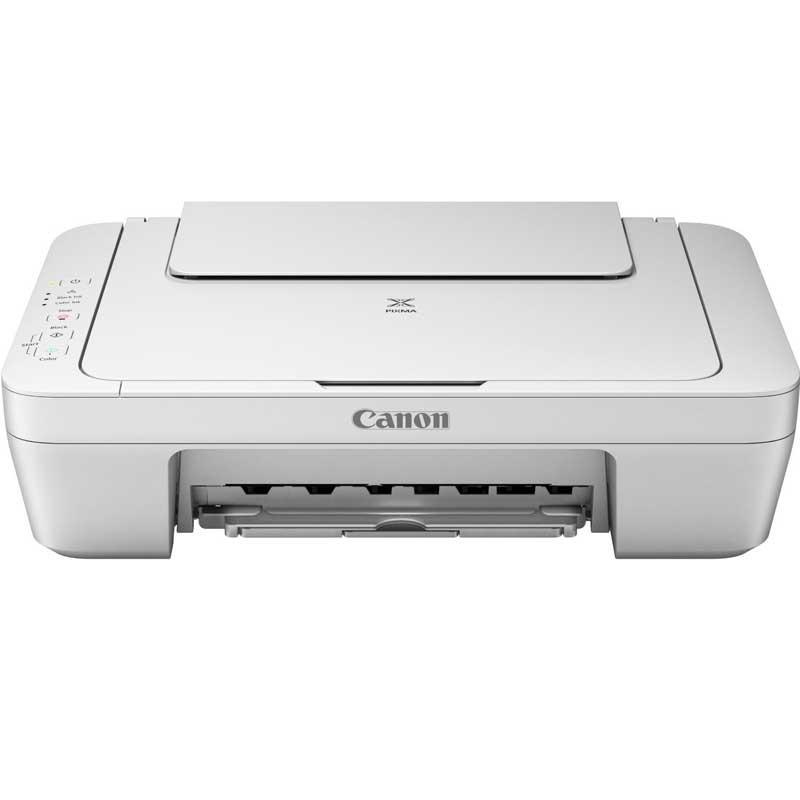 Multifunción Inkjet Color CANON MG2450 - MG2550 - Equipo Canon Todo en Uno elegante y asequible para el hogar. Equipo Todo en Uno compacto para una impresión, copia y escaneo sencillos en el hogar, con unos rentables cartuchos de tinta XL opcionales y software para una impresión de sitios Web inteligente. Equipo Todo en Uno compacto para el hogar: impresión, copia y escaneo. Impresiones de alta calidad con hasta 4800 ppp y tecnología de cartuchos FINE. Los cartuchos de tinta XL opcionales ofrecen más impresiones por menos. La función de encendido automático enciende la impresora cuando comienzas a imprimir. La función de apagado automático apaga la impresora cuando no se usa.