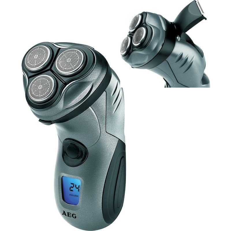 Afeitadora eléctrica Aeg HR5655 - antracita