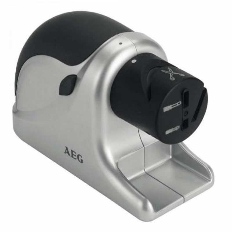 Afilador eléctrico de cuchillos tijeras AEG MSS5572