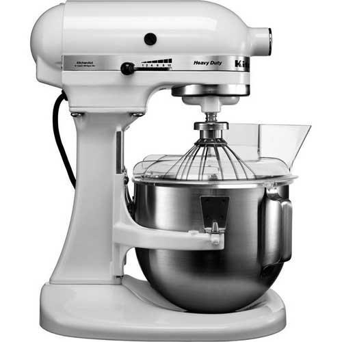 Amasadora batidora Kitchenaid 5kpm5 ewh Heavy Duty robot cocina