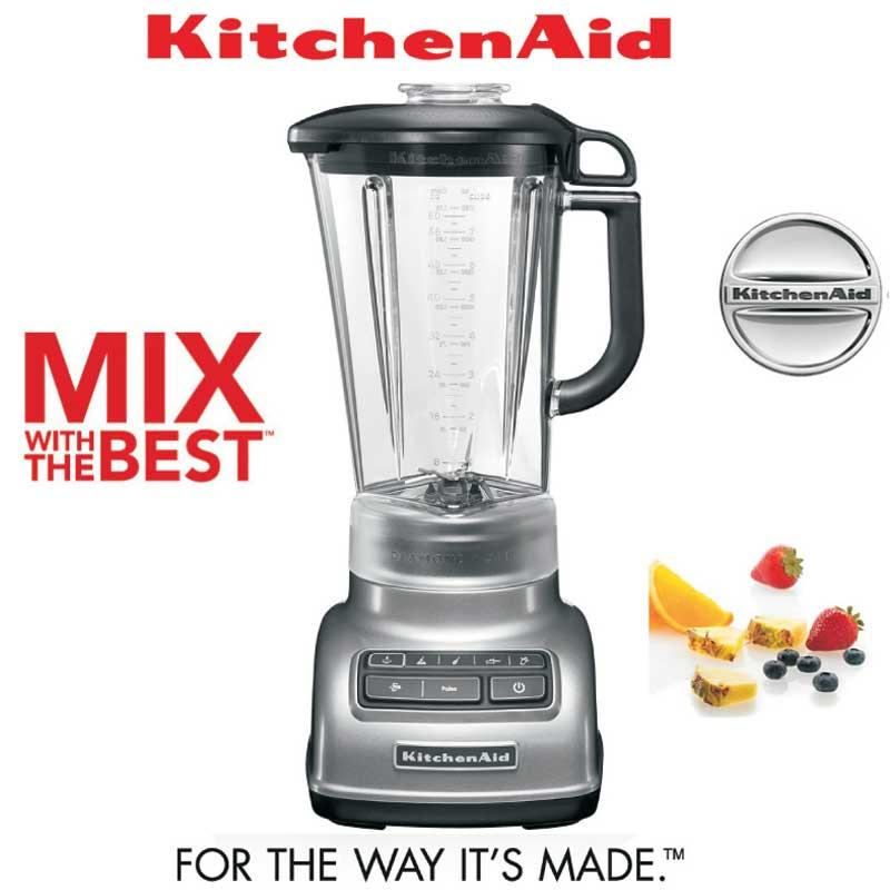 Batidora Vaso Kitchenaid 5ksb1585 ecu - Diamond - plata