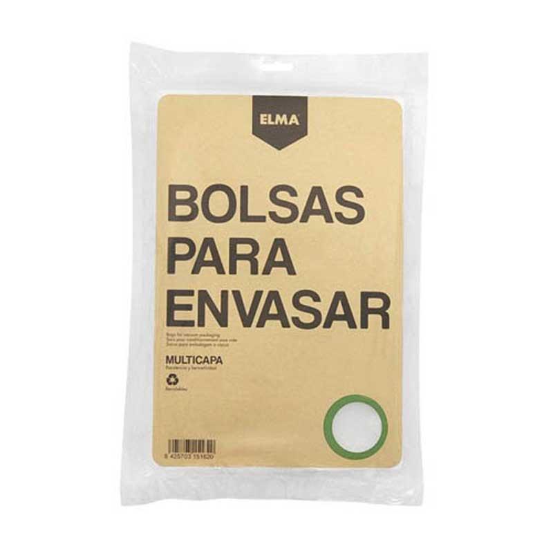 Bolsas envasadora al vacío Elma - 20x40 cm - 100 bolsas