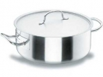 Cacerola con tapa Lacor - serie Chef Classic - varias medidas