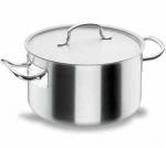Cacerola Alta con tapa Lacor - serie Chef Classic - varias medidas