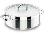 Cacerola con tapa Lacor - serie Chef Luxe - varias medidas