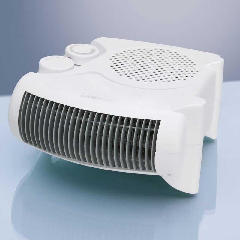 Calefactor ventilador Plano Pie Clatronic HL3379 - Bomann HL1095 - Calefactores ventilador plano - pie, calentador de ambiente con termostato regulable de forma continua y 2 posiciones de ajuste del calor 1000-2000w. Función frío, ventilador. Lámpara de control. Protección de recalentamiento. Colocación segura con 2 posibilidad diferentes, vertical y horizontal. Asa de transporte estable y robusta. - Dimensiones: 25x24,8x12 cm. - Peso: 1,3 Kg. - Color: blanco. - Voltaje AC: 220-240v, 50-60hz, 1800-2000w. - Equivalente a producto: Bomann HL1095 CB.