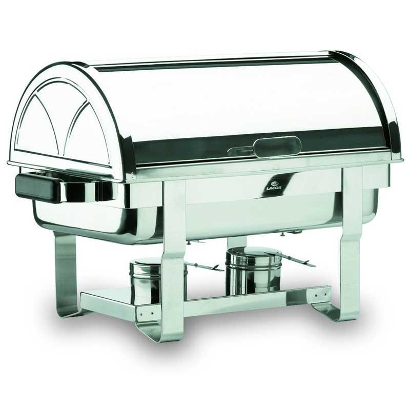 Chafing dish roll Lacor 69001 - Calentador de alimentos - 9 litros