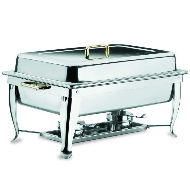 Chafing Dish Standard Lacor 69004 - Calentador de alimentos - 9 litros