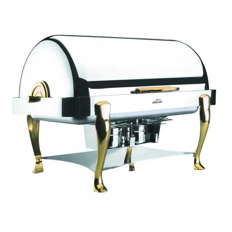 Chafing Dish Roll Lacor 69015 - Calentador de alimentos - 9 litros