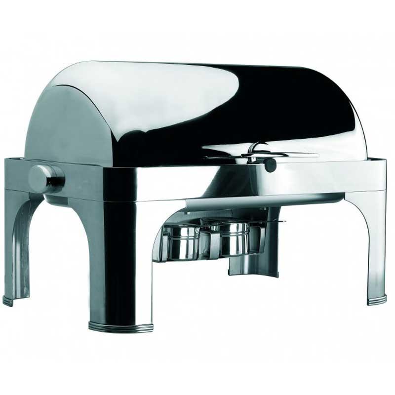Chafing Dish Roll Lacor 69034 - Calentador de alimentos - 9 litros