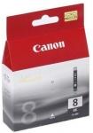 Cartucho Tinta Negro CANON CLI-8BK - Cartucho Tinta Negro CANON CLI-8BK. Tinta para impresoras, multifunción: IP4200 / MP500 / 600 / 800