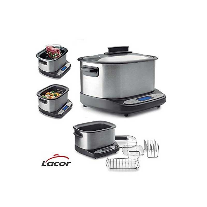Sous Vide multifuncion Lacor 69493 - cocina baja temperatura
