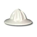 Cono repuesto para exprimidor Braun CJ3050 - MPZ22 - Cono de repuesto accesorio para el exprimidor eléctrico Braun CJ3050. Este recambio es compatible para los siguientes Modelos de exprimidores Braun: MPZ2, MPZ21, MPZ22, CJ3050, 4979, Citromatic, Citromatic de luxe. Multiquick 5. Características: - Su diseño especial permite separar la pulpa y las semillas del jugo. - Duradero, y de fácil limpieza. - Material: Plástico alimentario. - Color: Blanco.