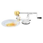 Pelador cortador manzanas manual de metal Kitchen-Artist MEN38