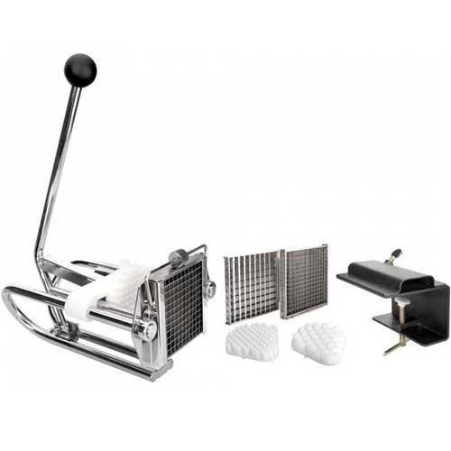 Cortador de patatas manual Lacor 60343 - Profesional - Inox