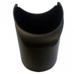 Deposito pulpa repuesto licuadora Clatronic AE3532 - Bomann AE1917 - Deposito contenedor para pulpa de repuesto, accesorio valido para las licuadoras: Clatronic AE3465 - Clatronic AE3150 - Clatronic AE3532 - Bomann AE1917. Características: - Contenedor de pulpa. - Fácil limpieza. - Material: plástico alimentario. - Color: Negro. - No apto para el lavavajillas.