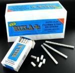 Filtros cigarrillos Rizla Ultra Slim 5,7 mm - 120 u - 20 cajas - Filtros cigarrillos de calidad ultra finos Rizla Ultra Slim 5,7 mm. 20 cajitas de 120 filtros. Fabricado en E.U.