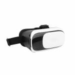 Gafas 3D de realidad virtual Clipsonic TEC590 - Gafas 3D de realidad virtual que permite visionar vídeos 3D o descubrir nuevos modos de jugar cargando numerosas aplicaciones. Las guías permiten ajustar el posicionamiento de las lentes, el cajón es dotado de un sistema de garra para colocar el smartphone en su sitio según la talla requerida entre 3,5