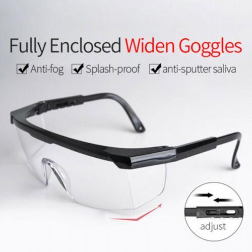 Gafas protección ocular ajustables y plegables