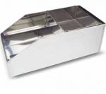 Harinero de Lacor - gama Inox - varias medidas - El Harinero de Lacor de la gama Inox es el utensilio perfecto para su cocina profesional. Con este harinero ahorrara espacio y dinero. Siempre preparado para su utilización, es una herramienta con la que además mantendrá su despensa ordenada y limpia. Disponible en varias medidas. - Ver Detalles -