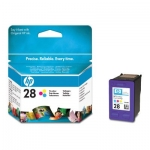 Cartucho Inyección Tinta Color HP 28 - Cartucho Tinta Color HP 28. Tinta para impresoras, multifunción: HP Deskjet 3320 / 3420 / Officejet 4105 /  4212 / PSC 1110 / 1200 ...