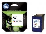 Cartucho Inyección Tinta Color HP 57 - Cartucho Tinta Color HP57. Tinta para impresoras, multifunción: HP Deskjet 450ci / 5145 / Officejet 4105 / Photosmart 7150 / PSC1110 ...