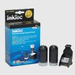 Kit Recarga para cartuchos HP300 HP901 Negro - 20 ml x 2 - Kit Recarga tinta negra para usar en las impresoras multifunción HP: DeskJet D1660 / D2530 / D2660 / D5560 / F2410 / F4224 / FF4480 / F4580 . Tinta PIGMENTADA de color negro. Equivalente a 4-10  rellenados. Contenido: 2 botellas de 20ml de tinta pigmentada de color negro. Juego de herramientas completo para realizar la recarga. Manual de instrucciones en varios idiomas. - Ver Detalles -