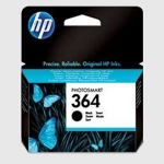 Cartucho Inyección Tinta Negro HP 364 - Cartucho Tinta Negro HP364. Tinta para impresoras, multifunción: HP Photosmart B8550 / C5324 / D5460 / B010a / B109a ...