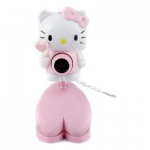 Webcam figura HELLO KITTY 1.3MP USB 2.0 con Clip