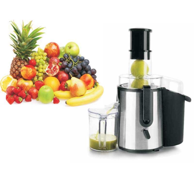 Licuadora de frutas y verduras - 850w - uso profesional y doméstico