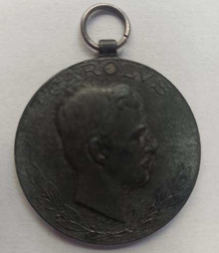 Medalla Militar del Imperio de Austria-Hungría de 1918 - 1ª GM