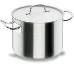 Olla baja con tapa Lacor - serie Chef Classic - varias medidas