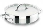 Paellera con tapa Lacor - serie Chef Luxe - varias medidas