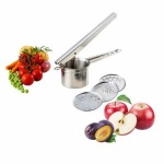 Pasapures manual Kitchen-Artist MEN265 Premium - acero inoxidable