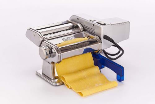 Maquina hacer pasta eléctrica Ariete Pastamatic 1593 - inox. - 14,5 cm