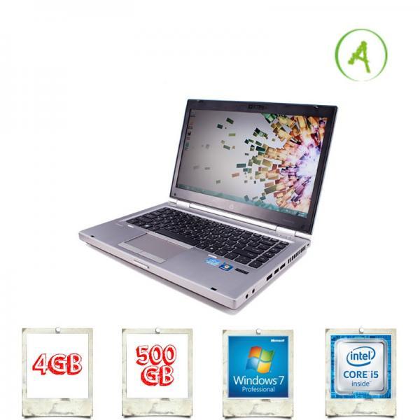Portatil HP 8460P i5-2520M 2,5Ghz 4Gb 500Gb DVDRW Win 7Pro - de OCASIÓN - Portátil usado de Ocasión HP 8460P i5-2520M a 2,5Ghz con memoria Ram de 4 Gb DDR3, Disco duro de 500 Gb y lector DVDRW. Con Win 7Pro como Sistema Operativo. - Conexiones : 3USB, VGA, RJ45, eSata, Lector de Tarjetas SD, Digital Port, Lector Huella. - Tipo De Producto : Producto de Ocasión o usado. Puede presentar marcas de uso - daños estéticos leves -. - Garantía : 1 Año. ( ENVÍO GRATIS ). No envío contra reembolso. - VER DETALLES -.