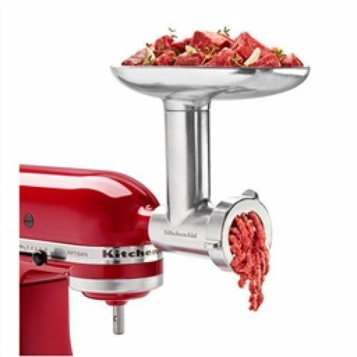 Picadora de carne Accesorio Kitchenaid 5KSMMGA - Metálica