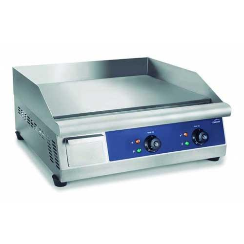 Plancha grill doble eléctrica profesional Lacor 69179 - 6Kw - Lisa
