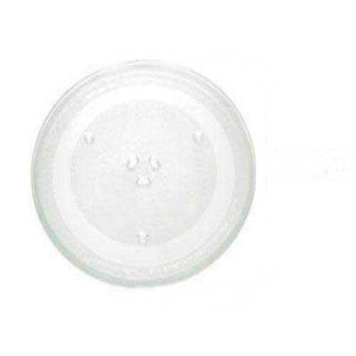 Plato Microondas Diametro 285mm - Moulinex - SAMSUNG - Plato de repuesto para microondas, con diámetro de 285 mm. Plato de vidrio refractario resistente a ralladuras y a cambios extremos de temperatura, apto para lavavajillas. Ver marcas y modelos compatibles en