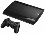 Sony PlayStation 3 SupersSlim 12GB + 465 Gb ( Garantia ) + Cable HDMI + 1 Juego PS3