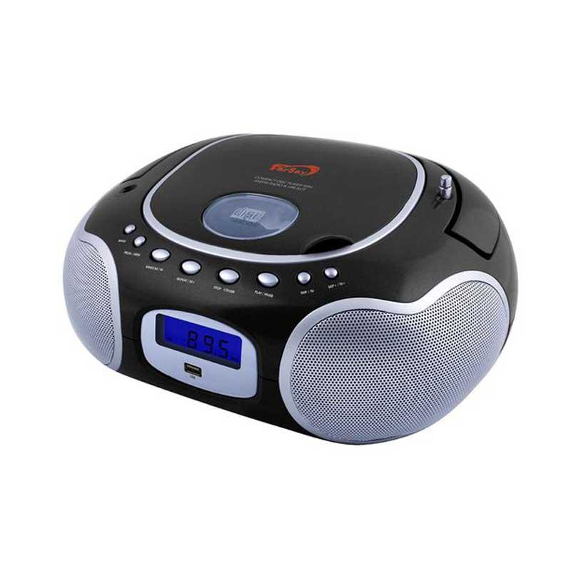 Radio reproductor CD - MP3 - USB Fersay RC321