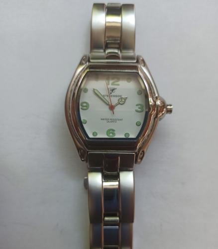 Reloj Vintage STEVENSON Quartz - Water Resistant