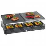 Raclette Grill Piedra Clatronic RG3518 - Bomann RG2279