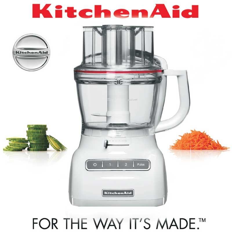 Robot procesador alimentos Classic Kitchenaid 5KFP1325 EWH - Blanco